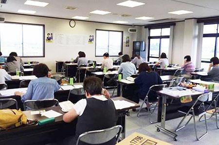 電話作戦・小矢部市 (7月1日)
