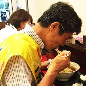 昼食タイム・富山市 (7月4日)