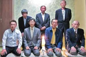 氷見市後援会役員会・氷見市(平成29年4月8日)