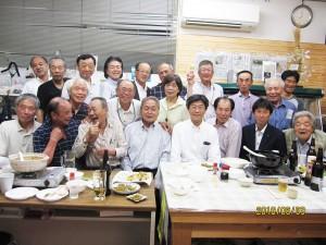 小矢部市後援会北蟹谷支部拡大役員会・小矢部市(平成30年6月3日)