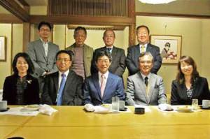 関東地区後援会拡大役員会・東京都(平成28年11月14日)